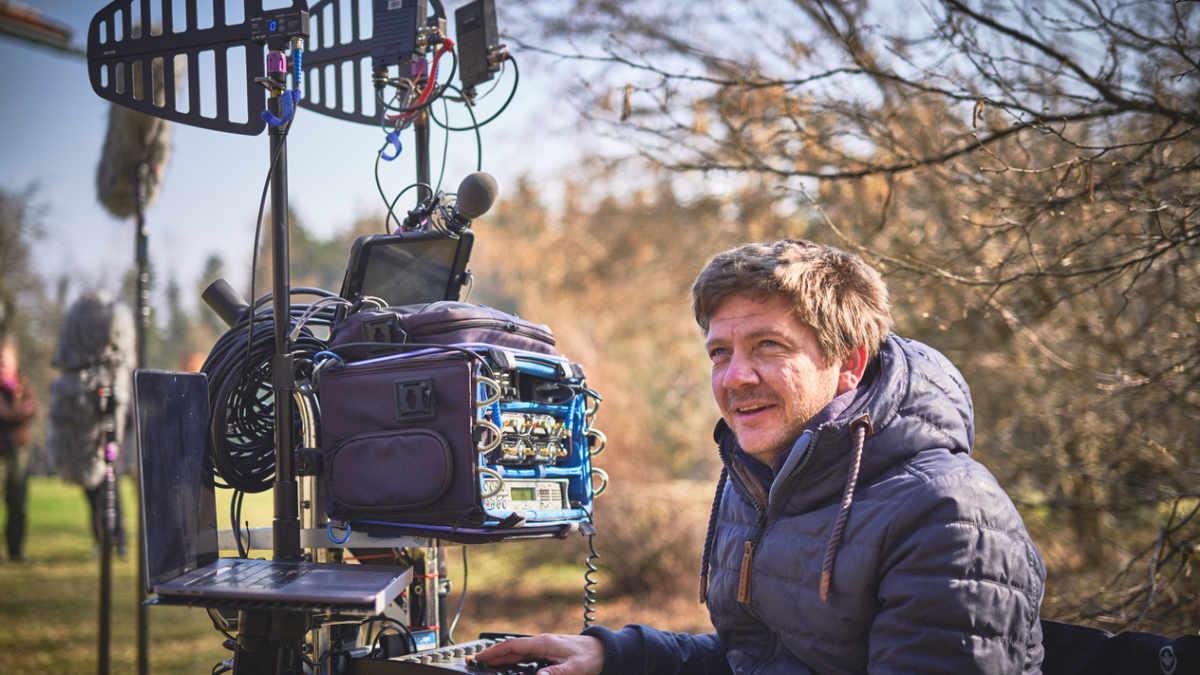 Filmtonmeister Lutz Pape vertraut auf DPA Microphones