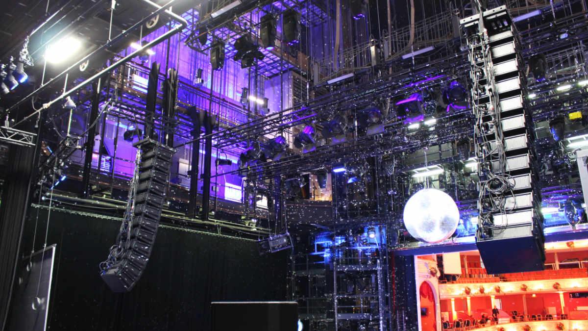 sld mediatec beschallt den Nürnberger Opernball mit Meyer Sound