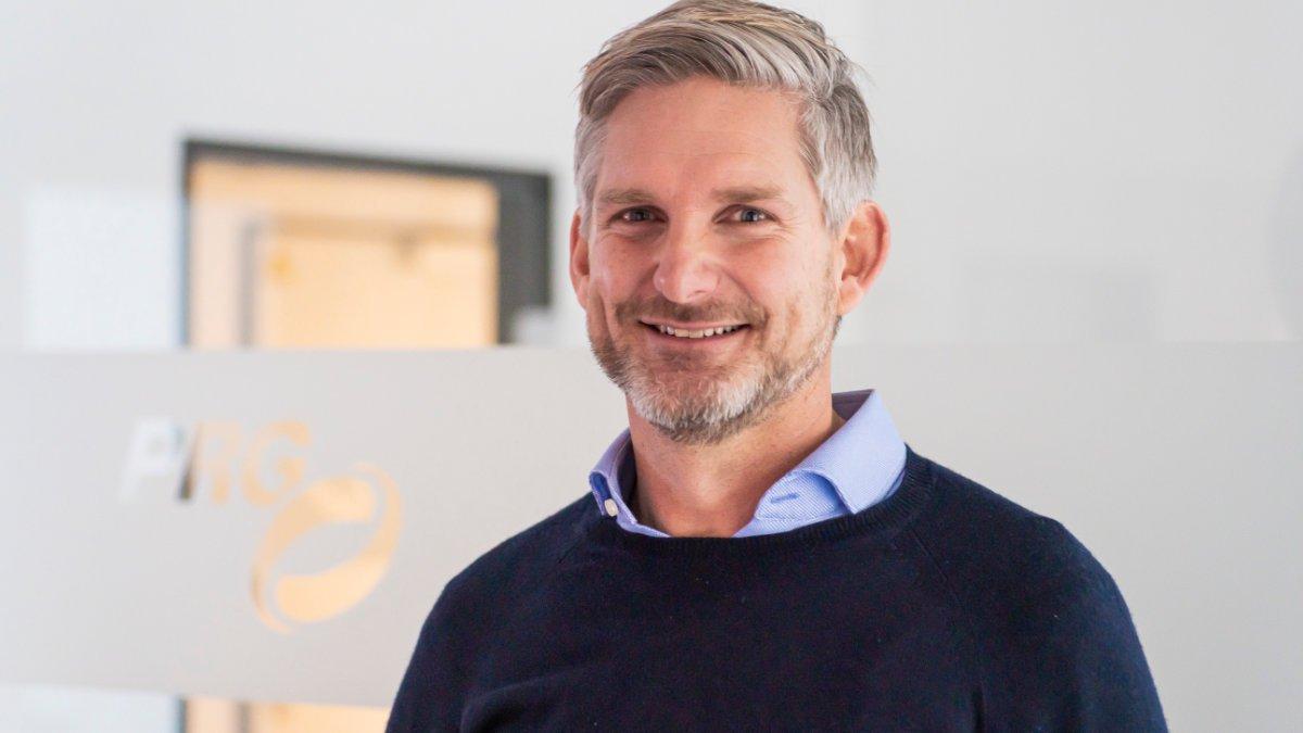 Florian Riepe verstärkt PRG