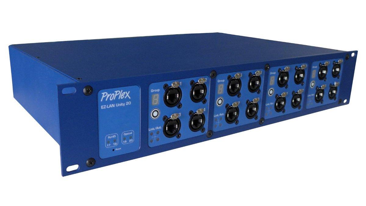 ProPlex präsentiert EZ-LAN