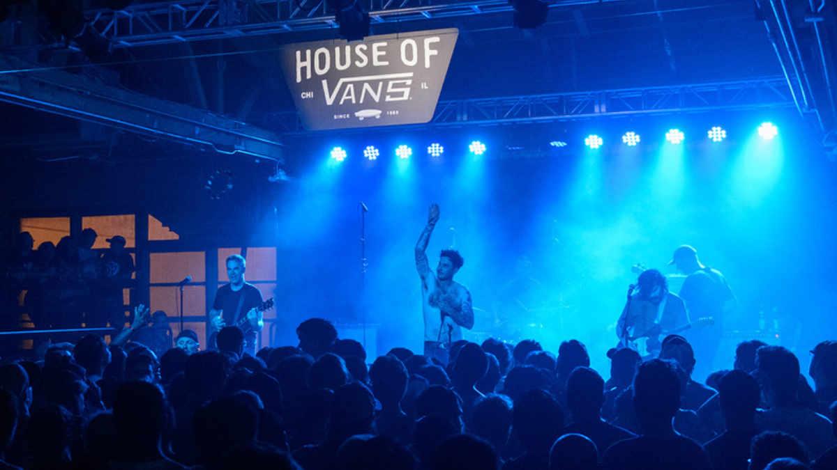 House of Vans setzt auf QSC