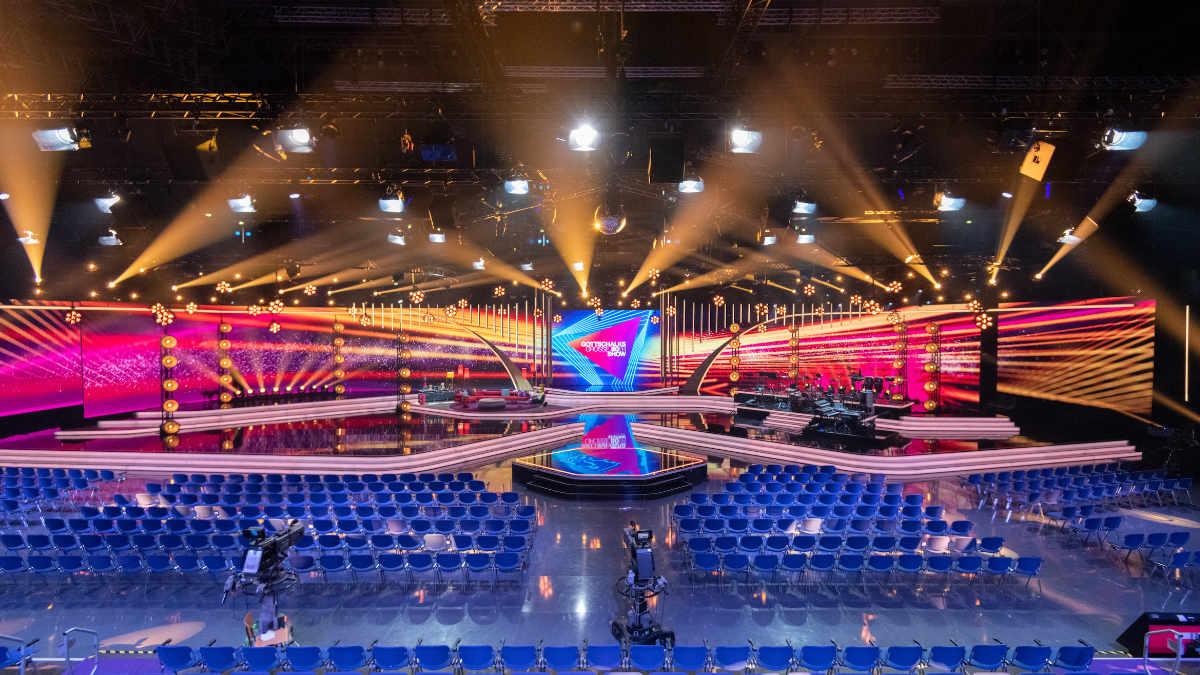 ROBE PATT 2017 für Gottschalks große 80er Show