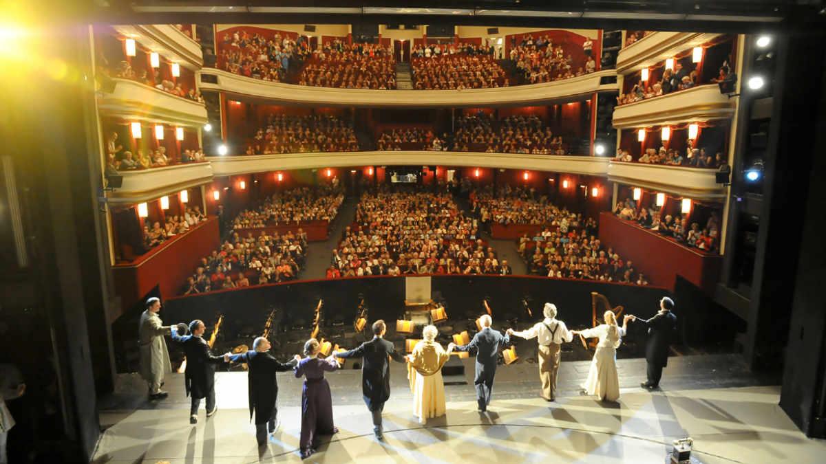 Stage Tec NEXUS-Upgrade für die Volksoper Wien