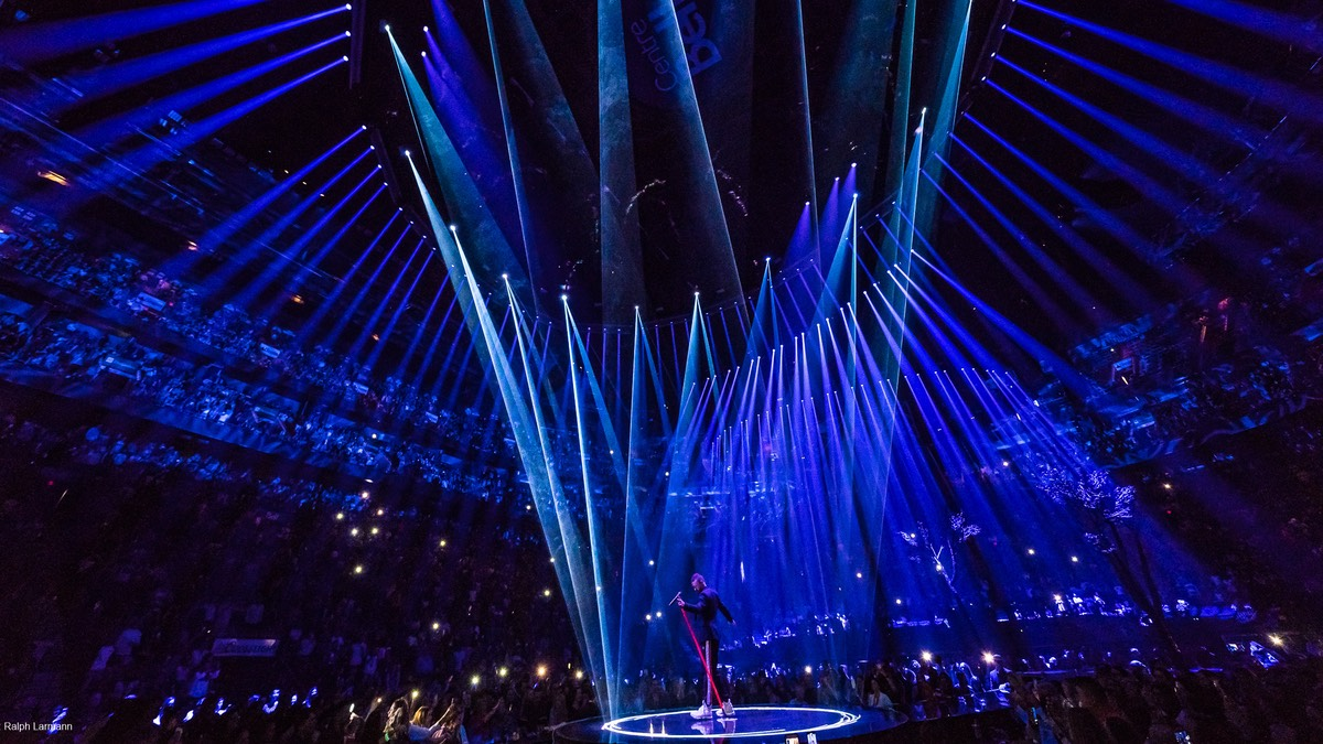 Nick Whitehouse: Lighting Design für Justin Timberlake