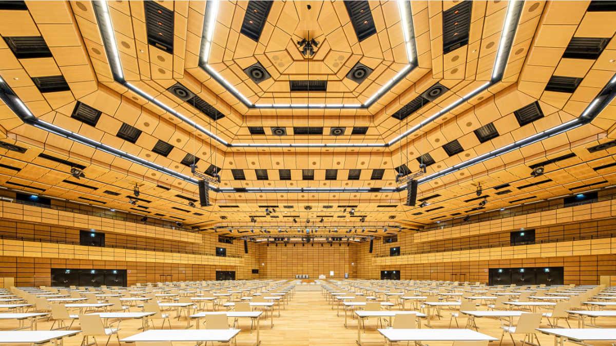 ATEC Pro Audio installiert Meyer Sound im ACV Wien