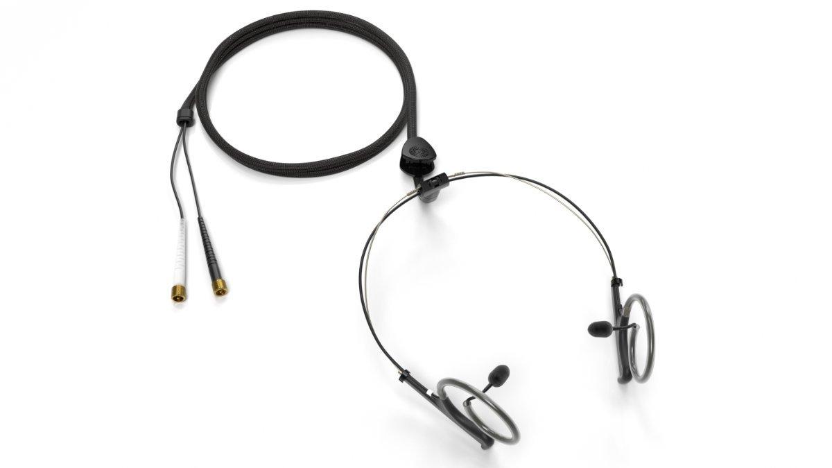 DPA Microphones stellt das 4560 CORE Binauralen Kopfbügelmikrofon vor