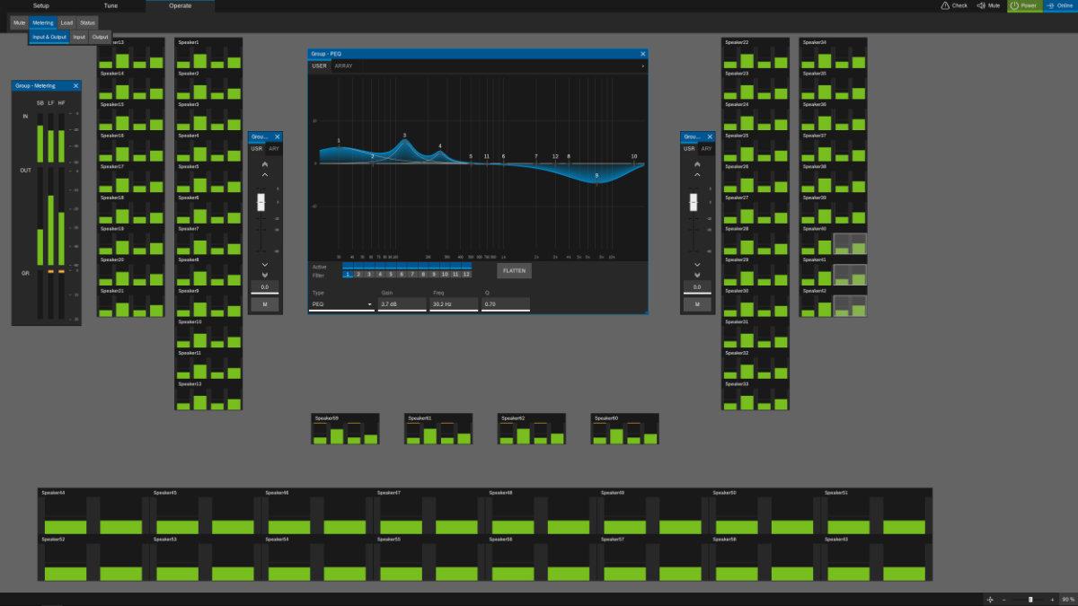 Dynacord veröffentlicht Update für seine SONICUE Soundsystem-Software