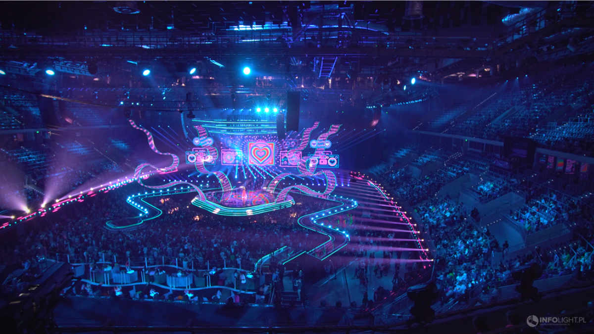 TurboRay beim Junior Eurovision Song Contest