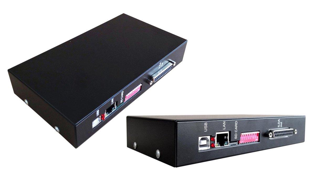 MicroNet Slim Hardware ist jetzt Showcontroller Software kompatibel