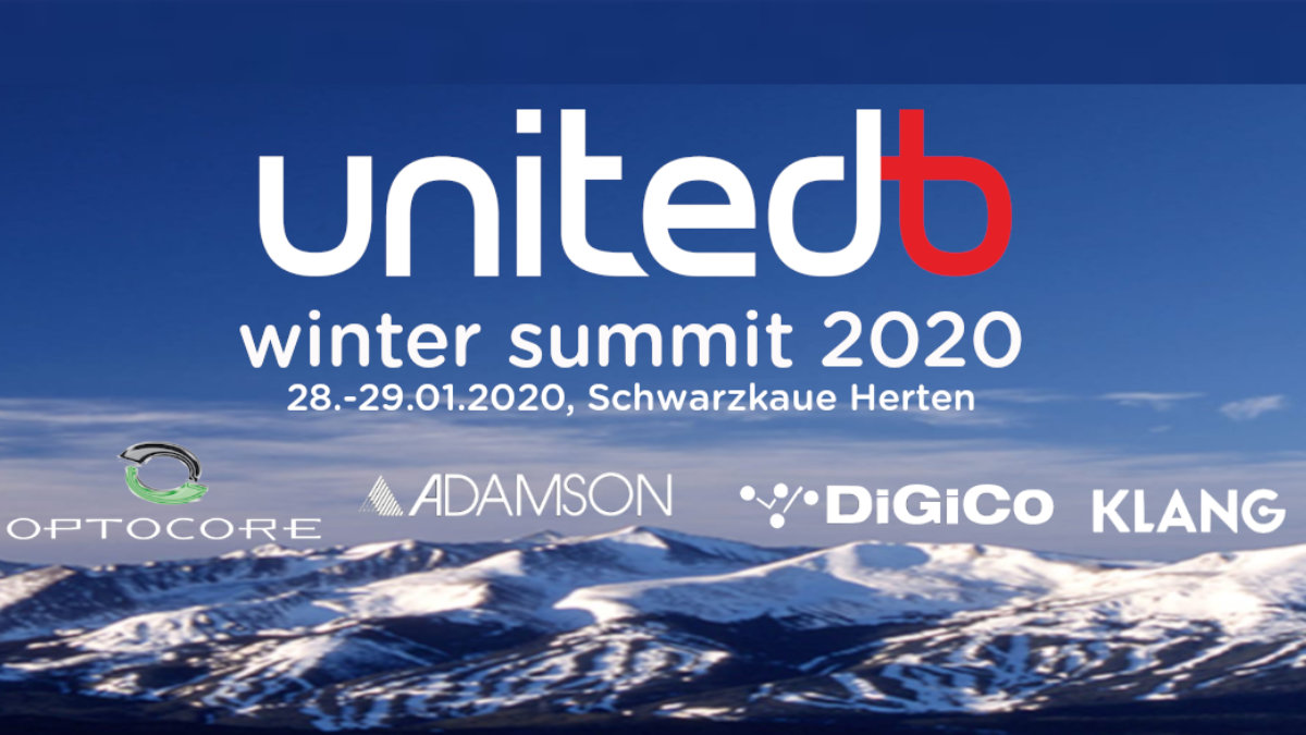 United Brands veranstaltet Winter Summit-Hausmesse