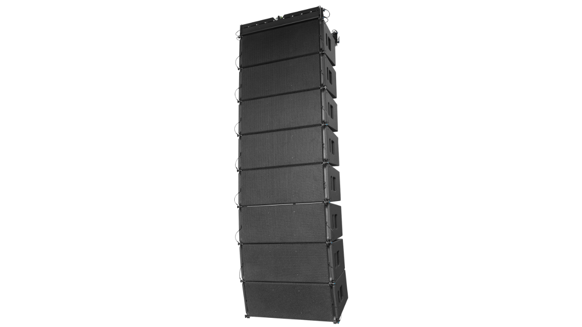Alcons Audio präsentiert das LR24 Pro-Ribbon Line-Array