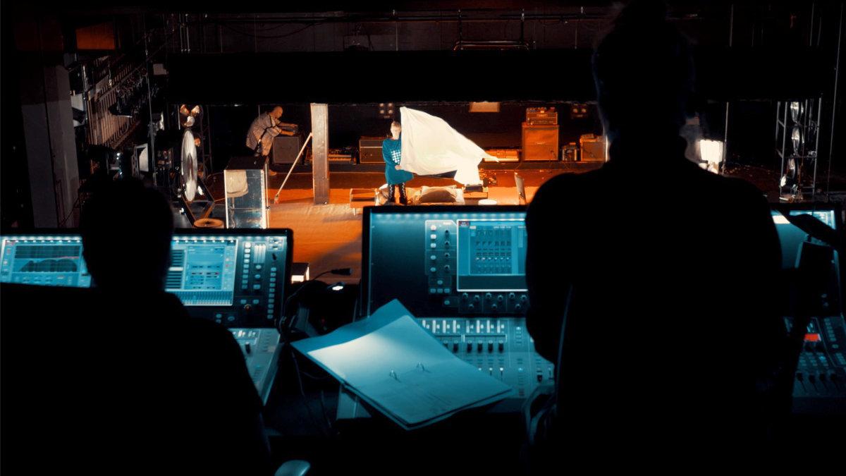 Allen & Heath dLive-Systeme im Schauspielhaus Bochum
