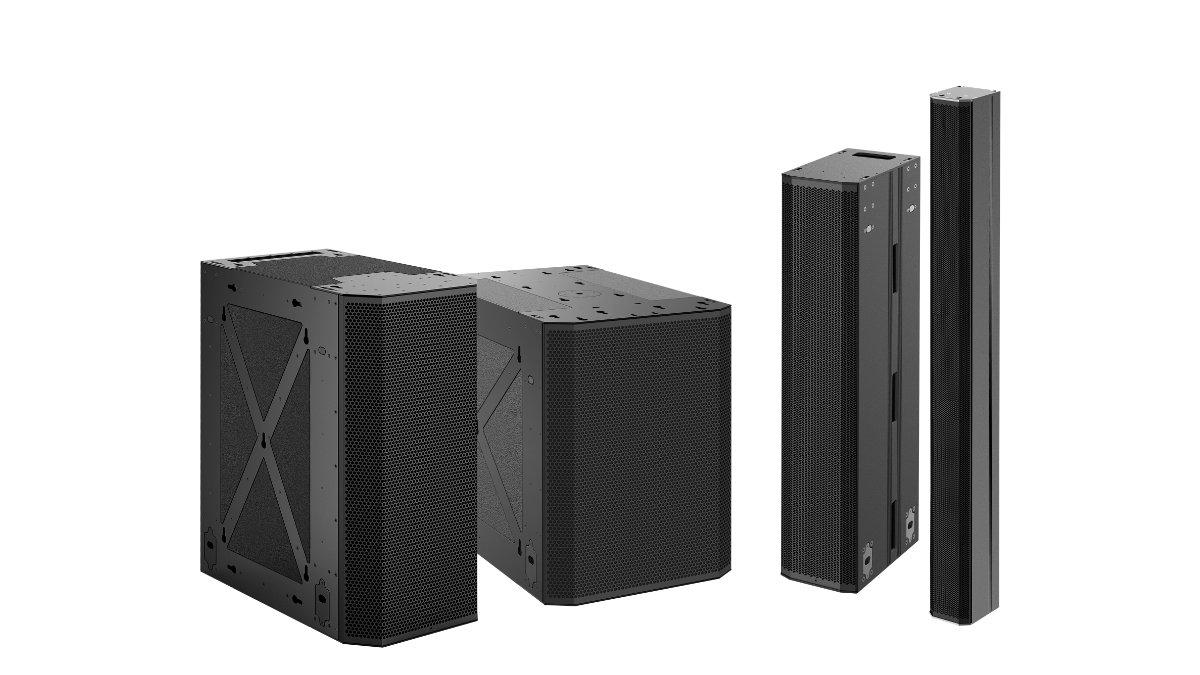 CADAC stellt auf der ISE neue Beam Steering Lautsprecher vor