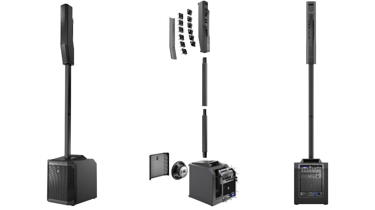 Electro-Voice präsentiert das EVOLVE 30M Kompakt-Säulensystem
