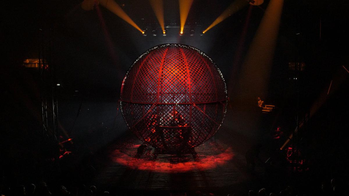 Die Technik der Circus Flic Flac X-mas Show