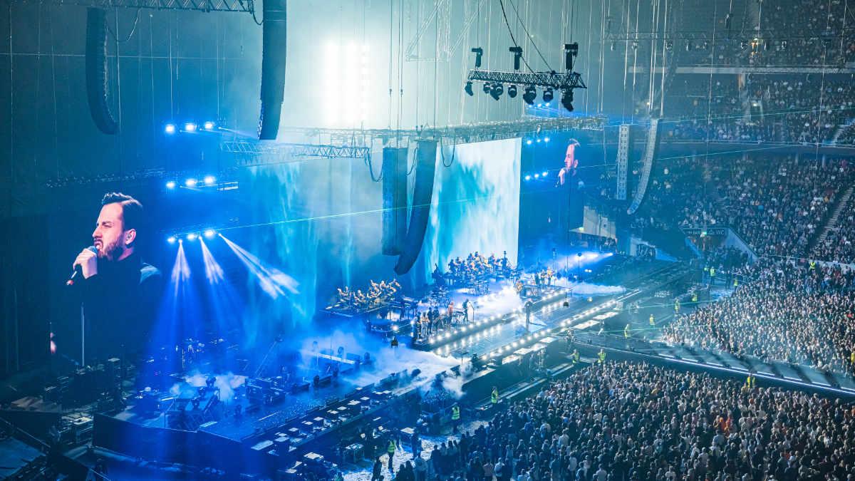GLP beim Avicii Tribute Concert