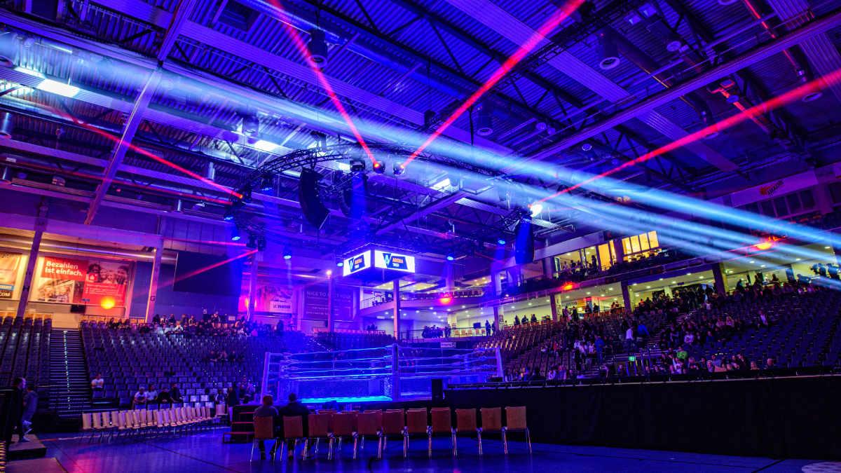 TRIACS beschallt das IFC MMA-Event mit RCF