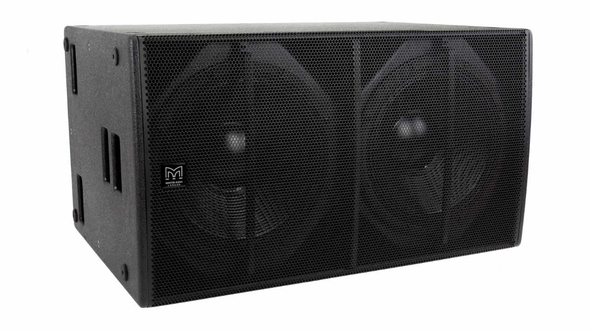 Martin Audio kündigt Blackline X218 Subwoofer an