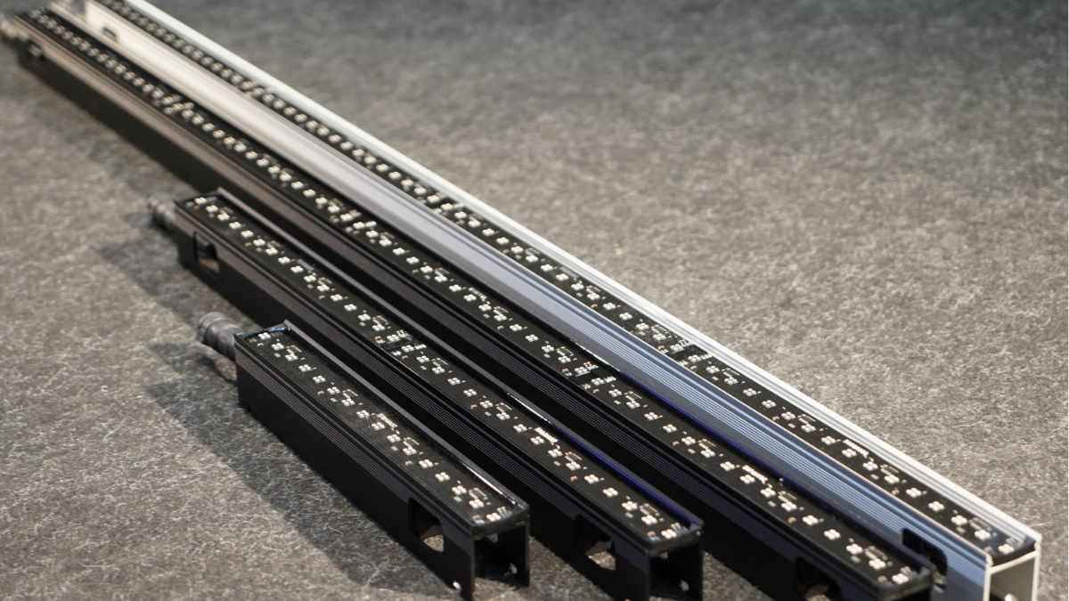Die SGM VPL-Serie ist jetzt auch in schwarz verfügbar