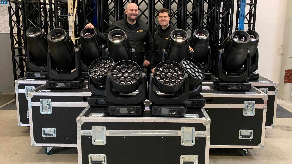 SOUND BROS. investieren in den ROBE ESPRITE