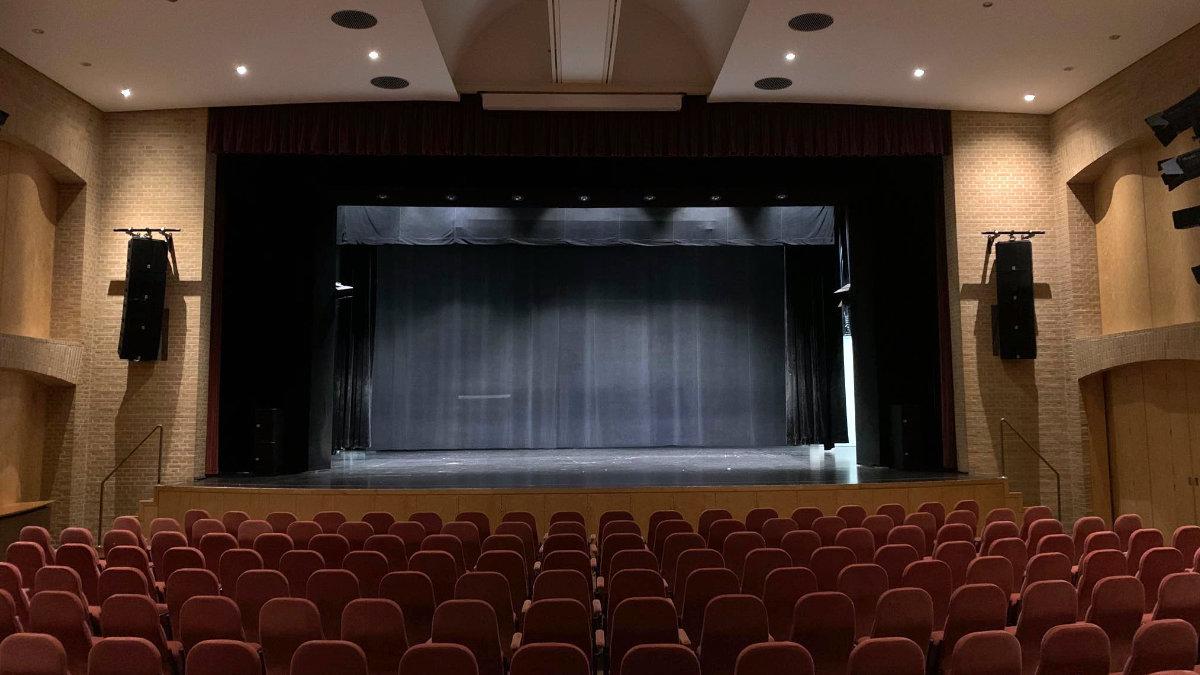 AudioStudioNord installiert im Stadttheater Sulingen ein Voice-Acoustic-System