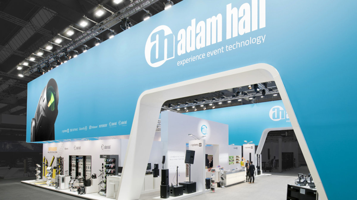 Adam Hall Group sagt Teilnahme an Prolight + Sound ab