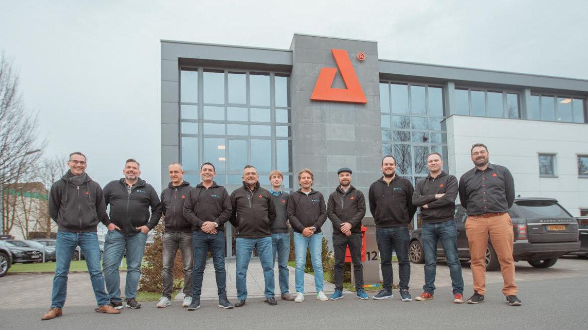 Die AED group wird europäischer Hauptvertriebspartner für NEXT Truss
