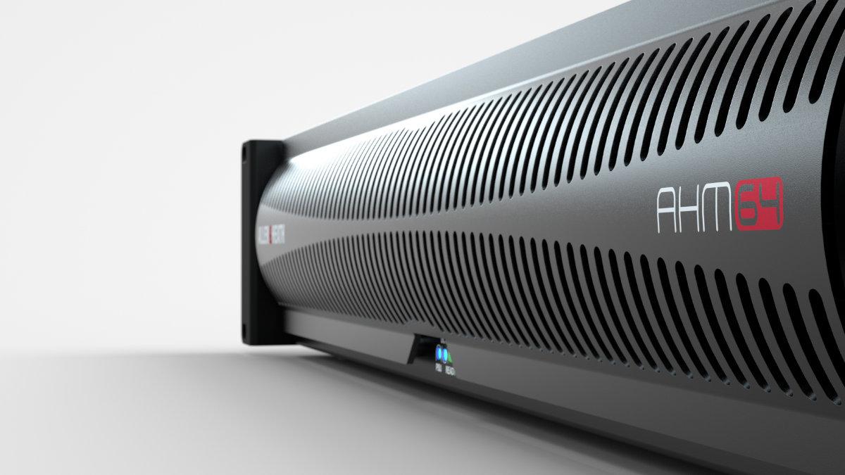 Allen & Heath stellt den Audio Matrix Prozessor AHM-64 vor