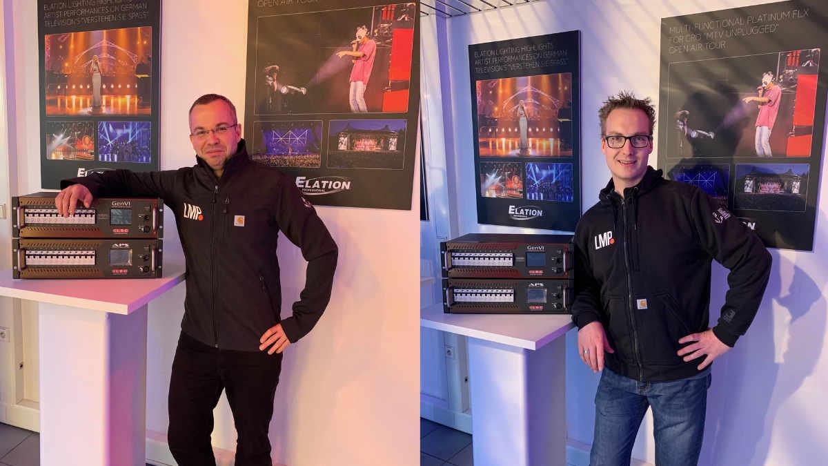 David Marx und Andreas Zang verstärken das LMP-Außendienst-Team