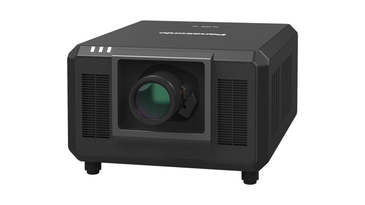 Panasonic stellt seine neuen 3-Chip-DLP-Laserprojektoren vor