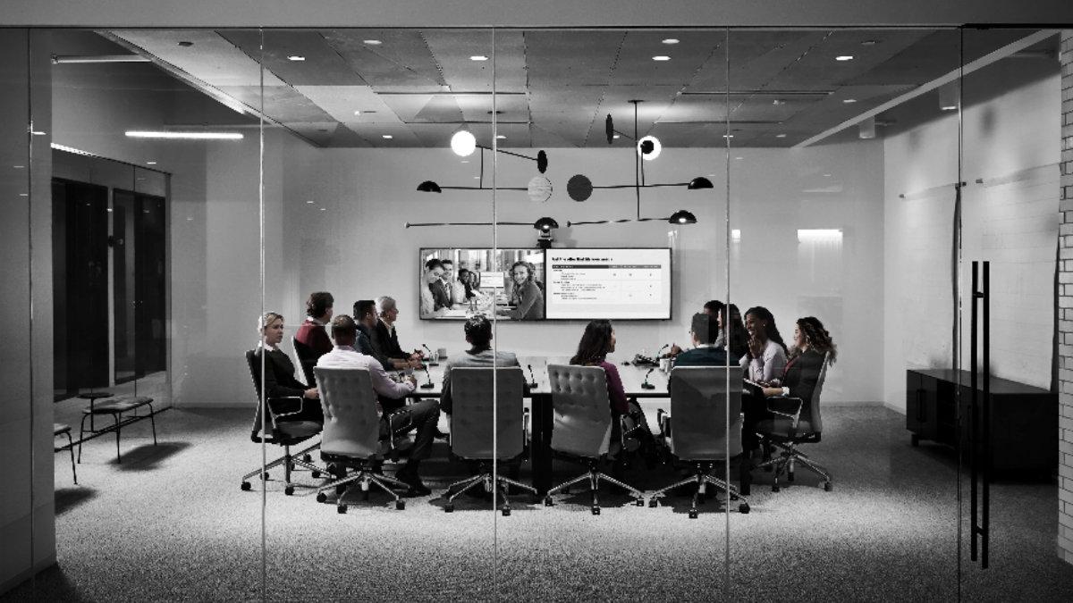Shure präsentiert IntelliMix Room