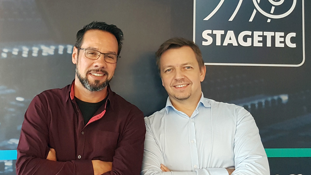 René Harder und Sascha Khelifa übernehmen die Geschäftsführung bei Stage Tec