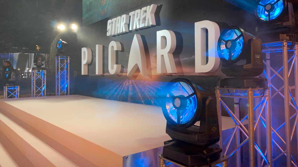 SGM G-7 BeaSt bei der Premiere von Picard