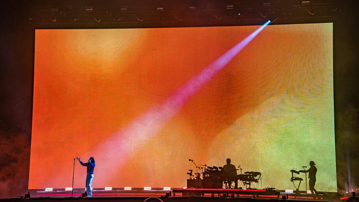 Lichtdesigner Tom Campbell setzt 30 Seconds to Mars mit GLP in Szene