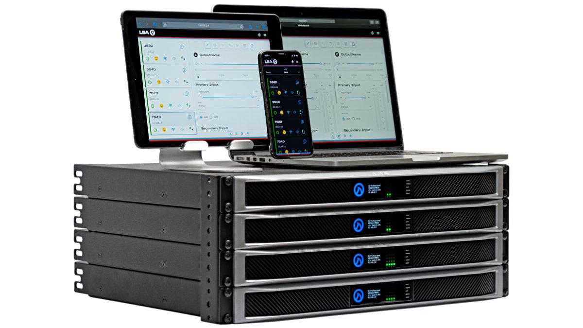 Audio Pro übernimmt den Vertrieb von LEA Audio