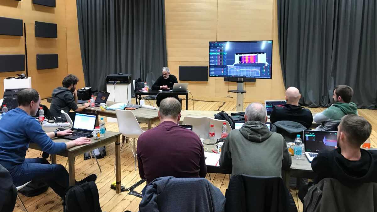 CODA Audio gibt Schulungsprogramm bekannt