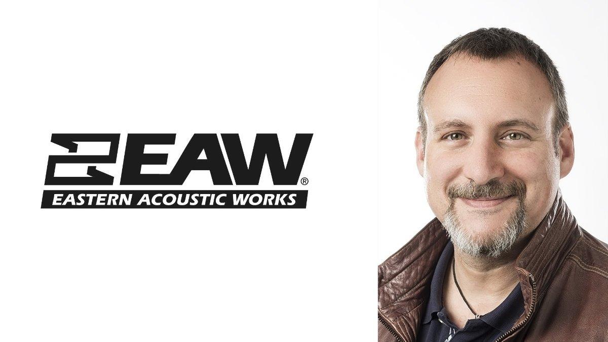 dBTechnologies übernimmt den Vertrieb von EAW