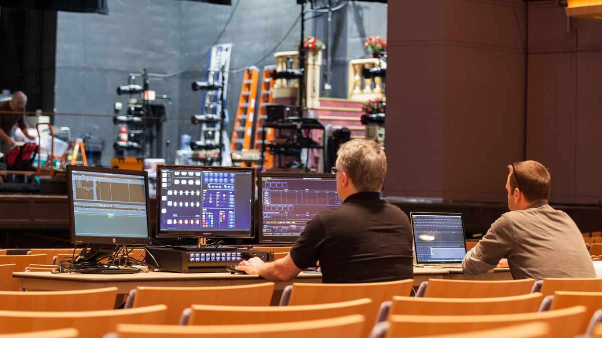 ETC öffnet die digitale Licht-Akademie Study Hall