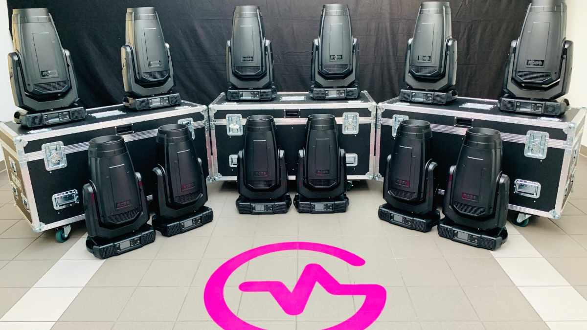 Grandel Ton- und Lichttechnik investiert in den ROBE Esprite