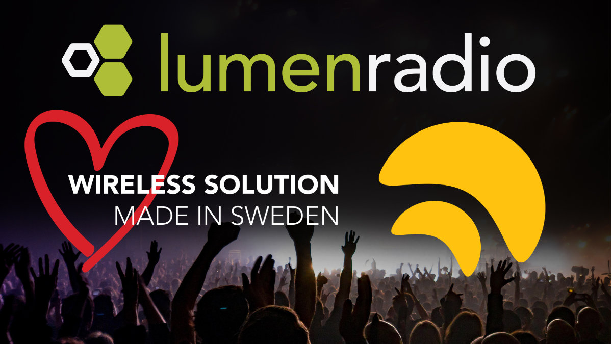LumenRadio übernimmt Wireless Solution