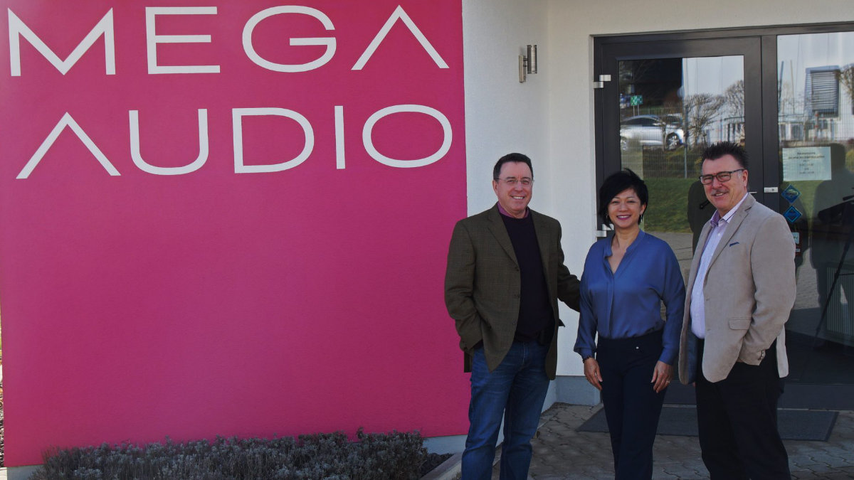 Mega Audio übernimmt den Vertrieb von Point Source Audio