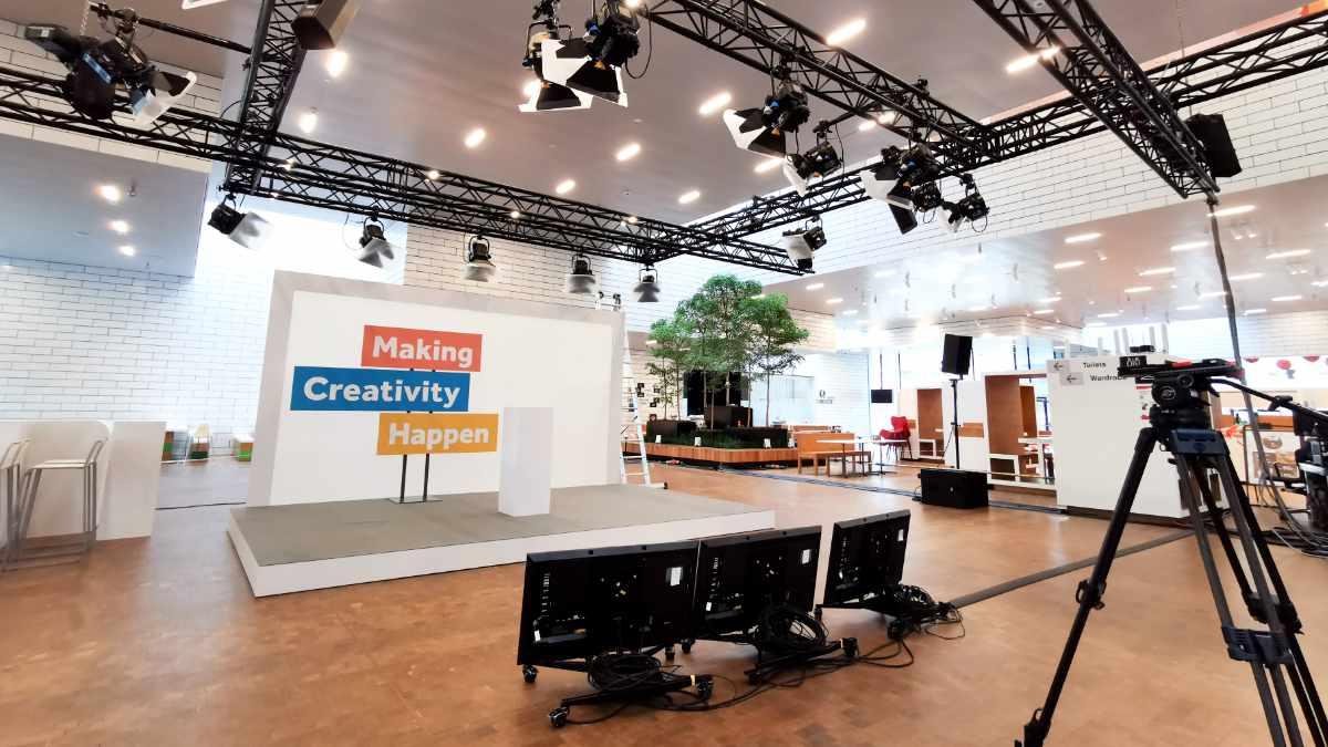 Neumann&Müller macht aus einer Konferenz ein Digital-Live-Event
