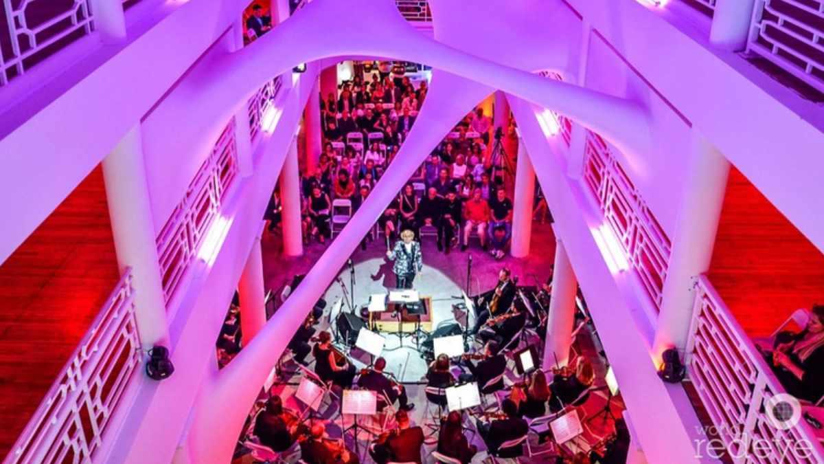 Pete Diaz Productions beschallt das Miami Symphonieorchester mit QSC