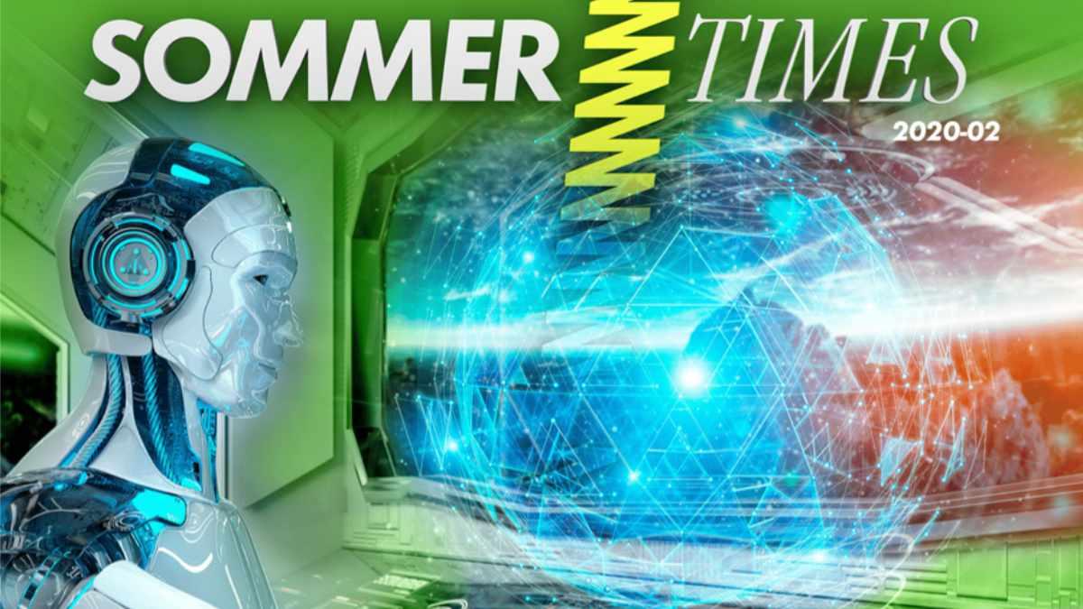 Sommer cable veröffentlicht neue Ausgabe der Sommer Times