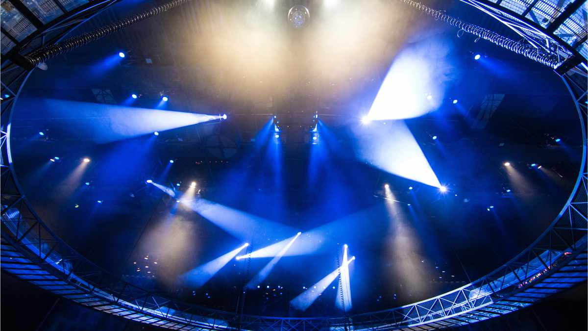 Preworks gibt technischen Support für STARLIGHT EXPRESS