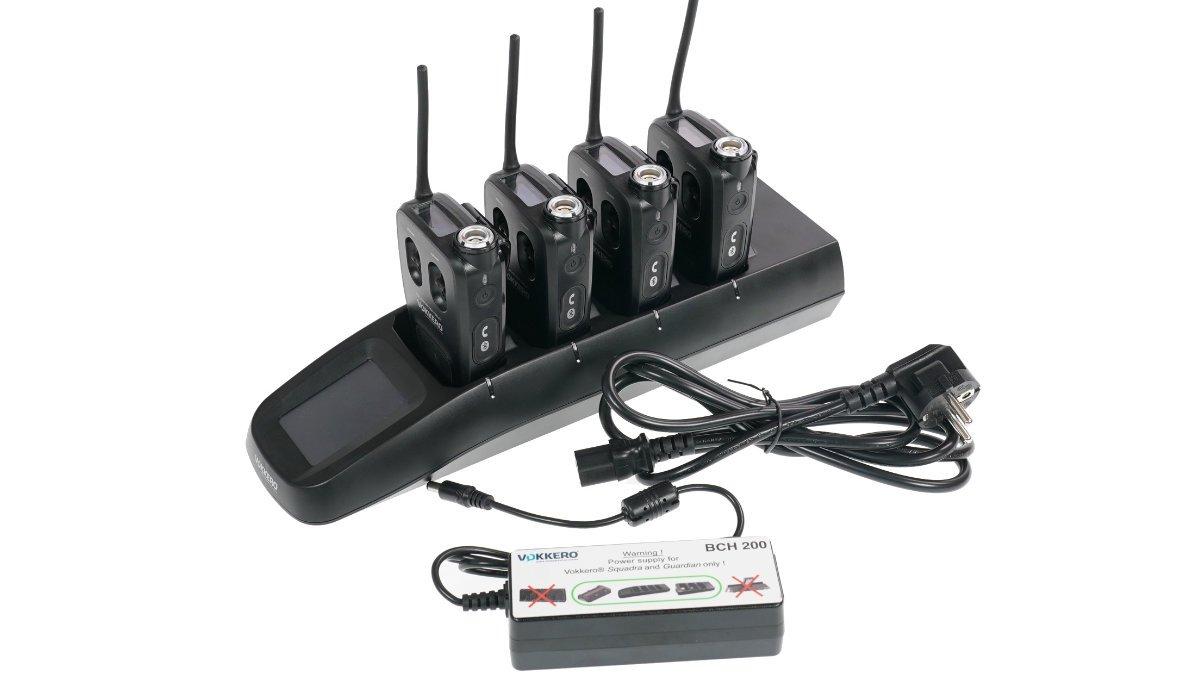 Vokkero-Intercomsysteme jetzt bei Huss Licht & Ton
