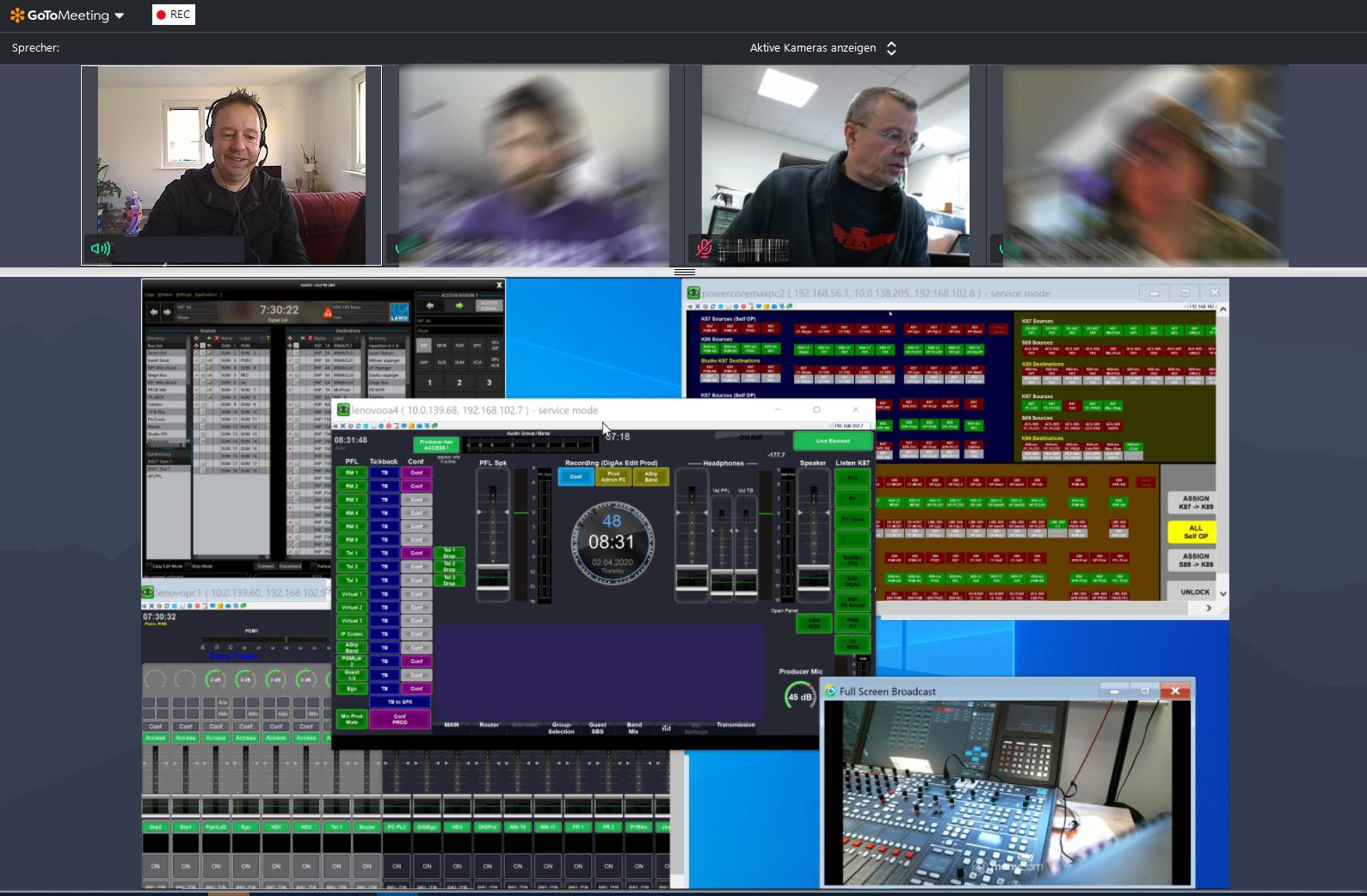 Lawo nimmt Radiosysteme mit virtueller Abnahme in Betrieb