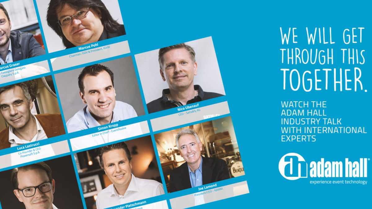 Die Adam Hall Group blickt auf erfolgreichen Industry Talk zurück