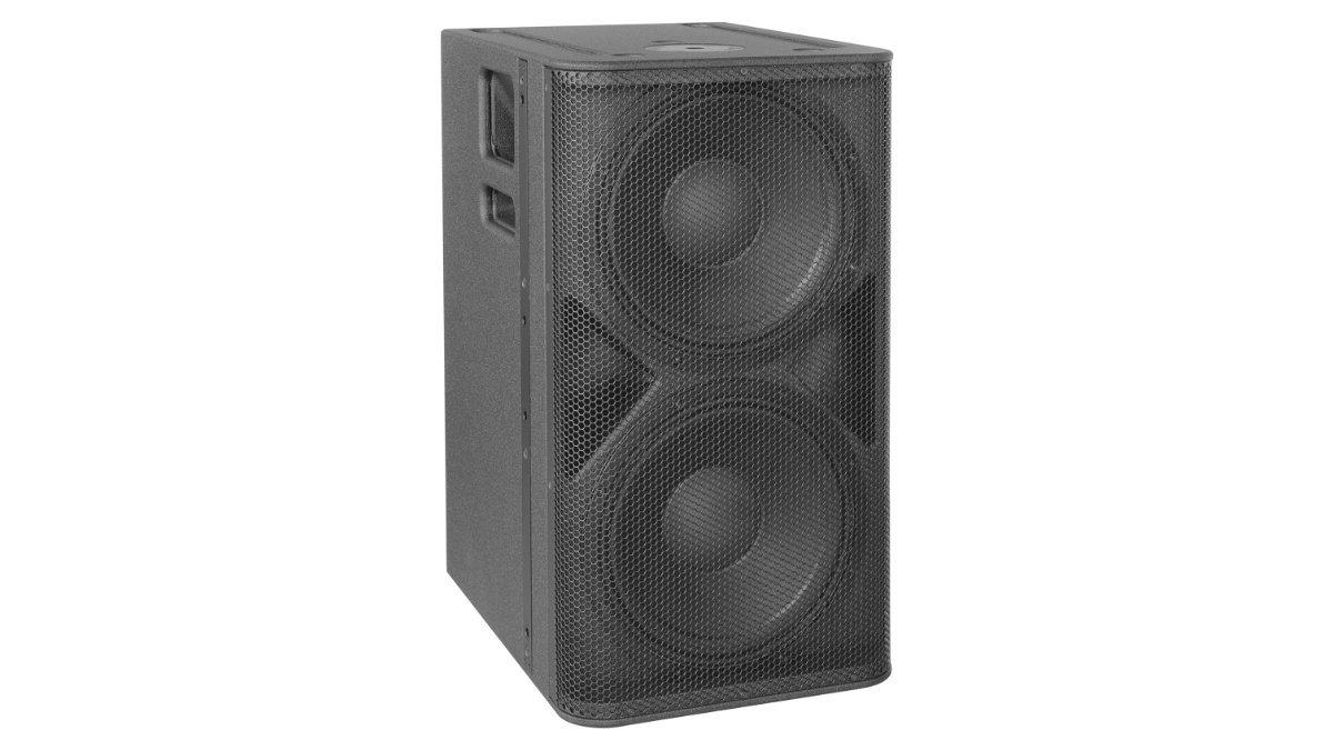 Alcons Audio stellt das modulare Basselement QB242 vor