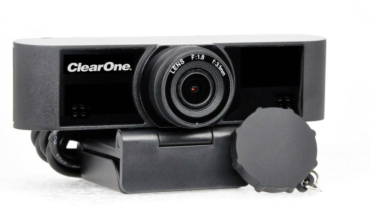 ClearOne präsentiert die UNITE 20 Pro Webcam